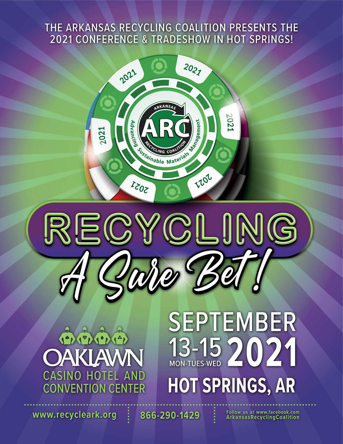Arkansas Recycling Coalition 2021 Conference